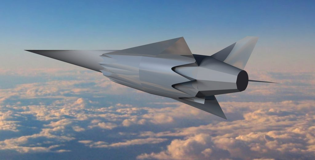 Scramjet turning